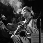 Dexter Gordon, Royal Roost, New York City, 1948