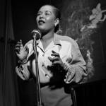 Billie Holiday, New York City, 1949