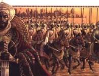 Sonni Ali e sua cavalaria