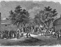 Sultanato Sokoto em 1850.2