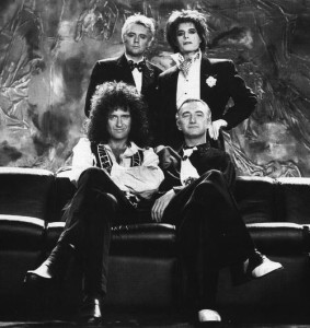 Queen+1991+Slightly+mad+video