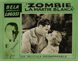 Poster - White Zombie_15