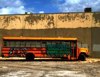 crocitares - bus of undead