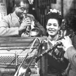 Louis Armstrong e Billie Holliday