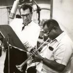 Louis Armstrong e Dave Brubeck