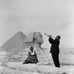 Louis Armstrong e Lucille Armstrong