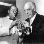Louis Armstrong e Niels Bohr