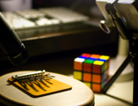 Kalimba Recording