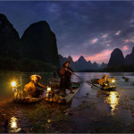 0206_16 Night Fishing in China